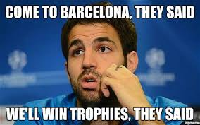 Frustrated Meme - frustrated fabregas weknowmemes generator
