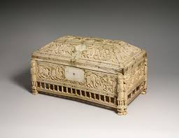morgan casket the met