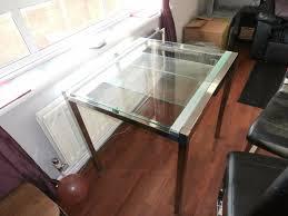 ikea glivarp extendable table dining room ikea glivarp extendable glass dining table with glass