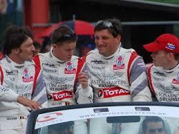 Koen Wauters is samen met zijn teamgenoten Jeffrey Van Hooydonk, Eddy Renard en Julien Schroyen op ... - wauters-spa-2