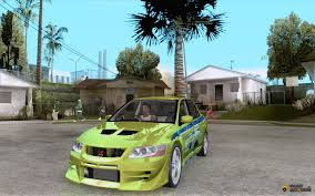 2003 mitsubishi lancer modified mitsubishi for gta san andreas page 4