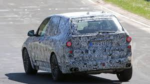 Bmw X5 9 Years Old - 2018 bmw x5 spied on the nürburgring