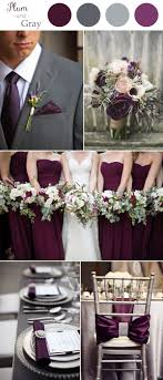 november wedding ideas wedding colors 2016 10 color combination ideas to