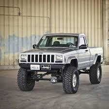 1986 jeep comanche lifted jeep comanche mj