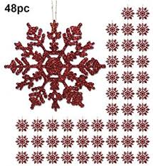 gold snowflake 48 pack of 4 glitter gold snowflake