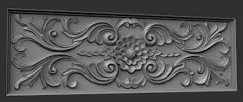 artstation personal ornamental tutorial sculpting modeling