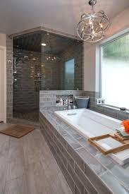 Best 25 Modern Farmhouse Bathroom by Gorgeous Modern Traditional Bathroom Remodel With Frameless Glass