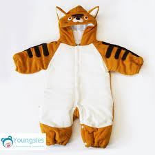 cat costume onesie for baby toddler small