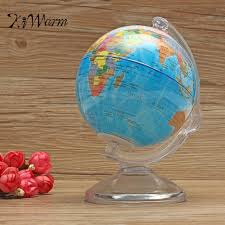 aliexpress com buy kiwarm mini geography globe world map