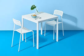 ensemble table chaise ensemble tables et chaises pas cher ikea