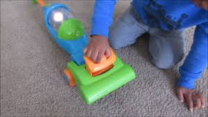 Toy Vaccum Cleaner Toy Vacuum My Light Up Vacuum Cleaner Youtube