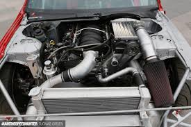 mitsubishi starion ls swap the v8 swap theme continues readers u0027 rides speedhunters