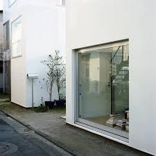 moriyama houses gaia cambiaggi photography the bedroom window of one of the unit in the moriyama houses complex a recess