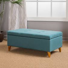 storage ottoman slipcover ottomans u0026 benches costco