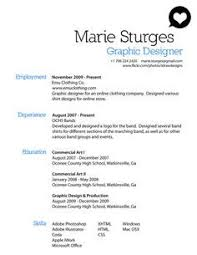 One Page Resume Example by 13 Insanely Cool Resumes That Landed Interviews At Google And