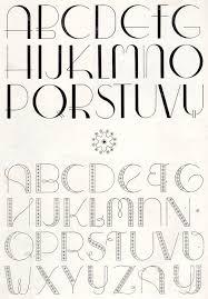 25 ide hand lettering alphabet unik di pinterest huruf tulis