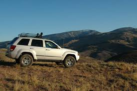 Grand Cherokee Off Road Tires Wk Lift Kit Jeep Grand Cherokee Wk 2005 2006 2007 2008 2009