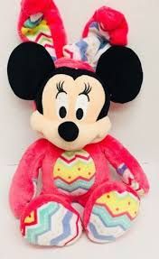 minnie mouse easter egg disney store pink minnie mouse easter egg and 21 similar items