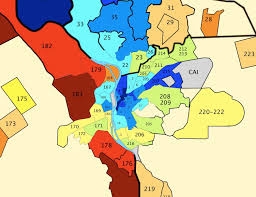 1980 Presidential Election Map by District Map Of The Presidential Election In Lower Egypt An
