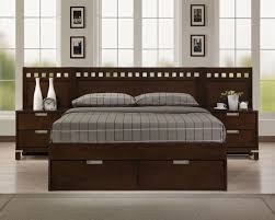 king size bed frame with storage drawers storage decorations