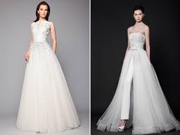 contemporary wedding dresses 24 contemporary wedding dresses for not as girly brides girly