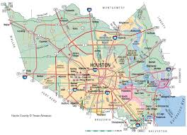 atascocita map harris county the handbook of state
