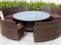 Discount Resin Wicker Patio Furniture - patio 10 winston patio furniture replacement slings krogers
