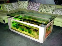 fish tank coffee table diy coffee table outstanding fishk coffee table picture design