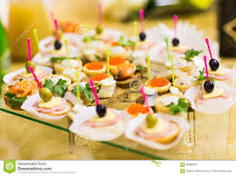 cocktail party with snacks stock photo image 69386941