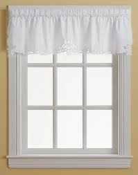 Battenburg Lace Kitchen Curtains by Amazon Com Chf Battenburg Valance 60