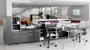 Slim Office Desk C Scape Office Workstations U0026 Desk Systems Steelcase
