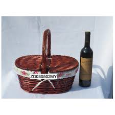 wholesale wicker baskets with handles wholesale wicker baskets