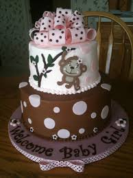 monkey themed baby shower cakecentral com