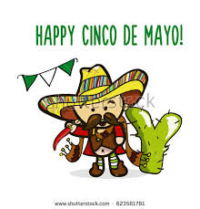 cartoon cinco de mayo cinco de mayo cartoon character sombrero stock vector hd royalty