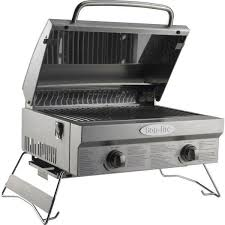 Top Gas Grills Bon Fire Table Top Gas Barbeque Grill Savvysurf Co Uk