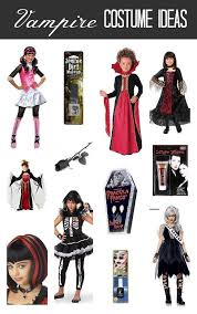 Scary Halloween Costumes Kids Girls 25 Girls Vampire Costume Ideas Vampire