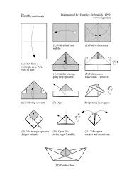 How To Make Boat From Paper - how to fold a boat origami how to make a paper ship origami