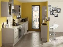 cuisine jaune et grise le jaune moutarde pimente notre intérieur décoration mix