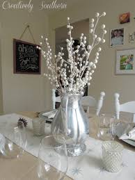 baby nursery adorable silver table decorations wedding black and