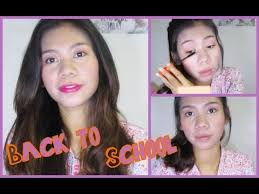 makeup schools in pa easy back to school makeup tutorial 2015 phyo pa pa aung