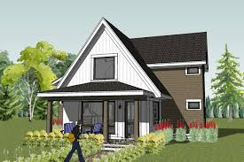 House Plan Guys Architecture Scandia Best Small Modern Cottage House Plan Best
