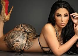 star tattoo brunette tattoo pornstar pages