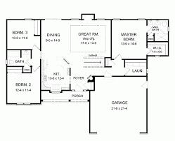 simple open floor house plans manificent design open house plans simple floor plans with
