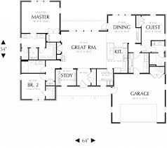House Plans With Attached Guest House House Plan Guest House Plans And Designs With Concept Image Home