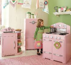 pink retro kitchen collection pink retro kitchen collection for playroom design ideas