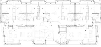 Dormitory Floor Plans Grafton Architects University Of Limerick Medical And