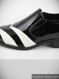 men black and white dress shoes fashion dora