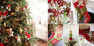 themed christmas decor decorating themes balsam hill