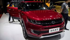 land wind vs land rover will luxury carmakers take chinese imitation as a compliment