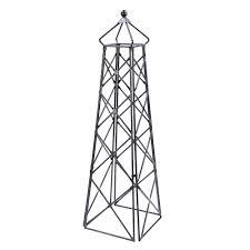 amazon com lattice obelisk trellises patio lawn u0026 garden